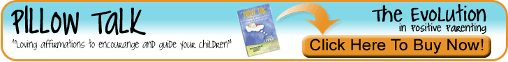 Buy Pillow Talk - Loving Affirmations to encourage and guide your children while they sleep